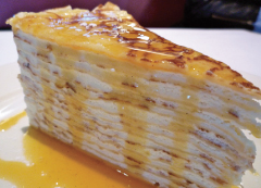 24-layer crepe cake